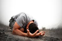 Kneeling